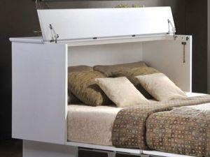 Cabinet Bed Flip-Top