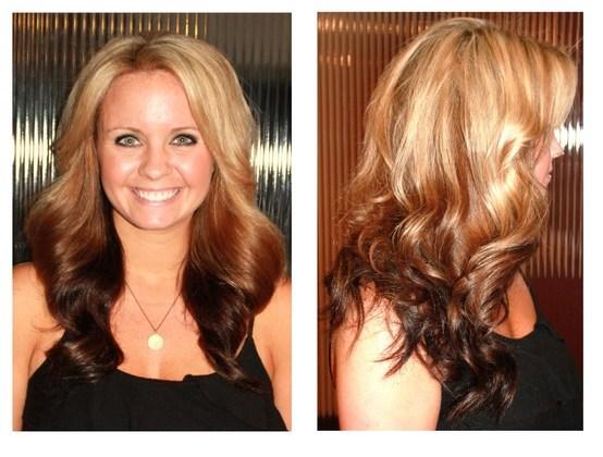 Fall hair colour 2012