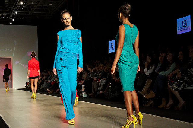 Intermoda 2013 fashion runway day 2