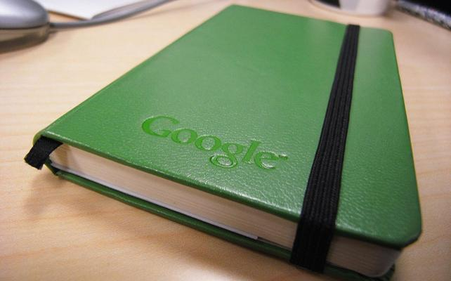 Google Keep shadowed by Google Reader and Notebook