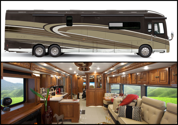 Winnebago Grand Tour Luxury RV