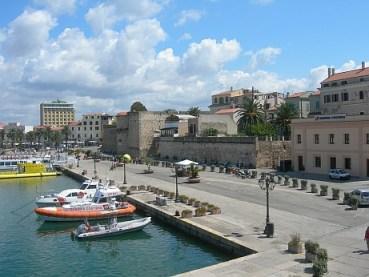 Hafen Alghero