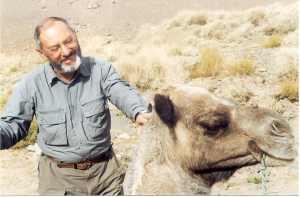 Karl In der Wüste