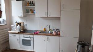 Küche im Achtsamkeitszentrum