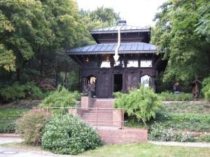 Nepalpagode im Münchner Westpark