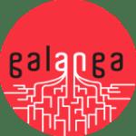 logo galanga coworking