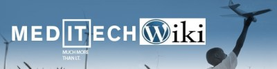 MEDITECH Wiki Launch