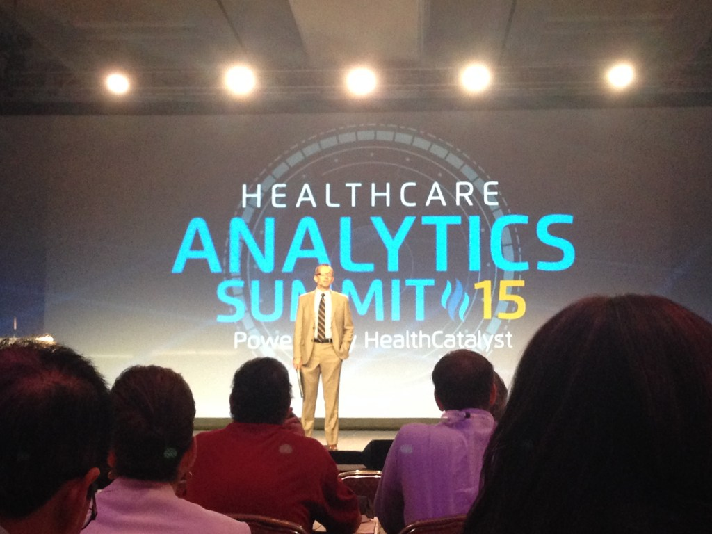 Impressions and Lessons Learned from the 2015 Health Analytics Summit powered by Health Catalyst