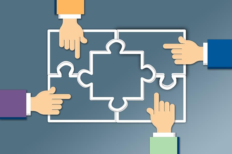 data sharing puzzle