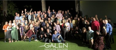 Galen Healthcare Solutions recognized as No. 10 of Best Places to Work in Healthcare in 2018 for Suppliers