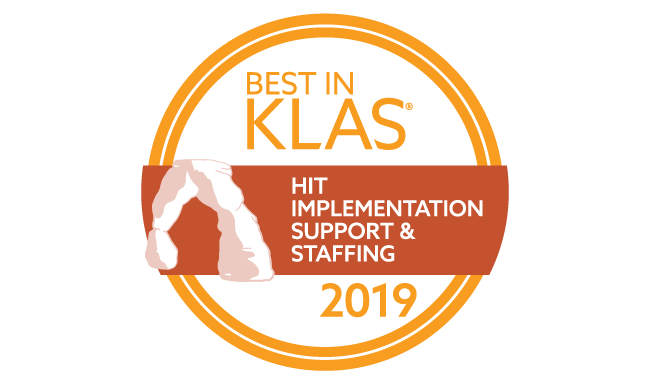 Galen Healthcare Solutions named 2019 Best in KLAS for HIT Implementation Support and Staffing