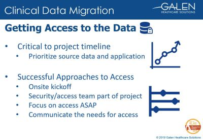 Get your Clinical Data Migration off to a Running Start!