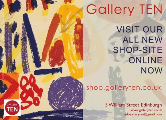 GalleryTEN - New Website - www.shop.galleryten.co.uk - Gallery TEN Shop