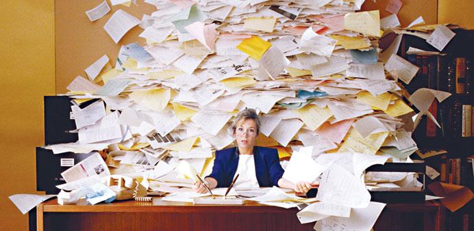 5 Langkah Mudah Menuju Paperless Office