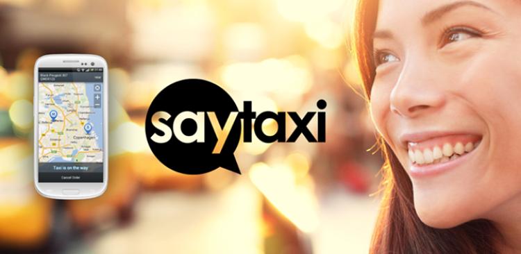 say taxi