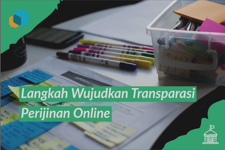 Langkah Wujudkan Transparasi Perizinan Online dengan Aplikasi gtPerijinan