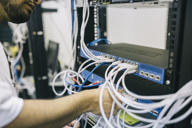 tim it, biaya pembuatan data center siakad