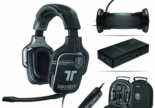 Casque Tritton Black Ops