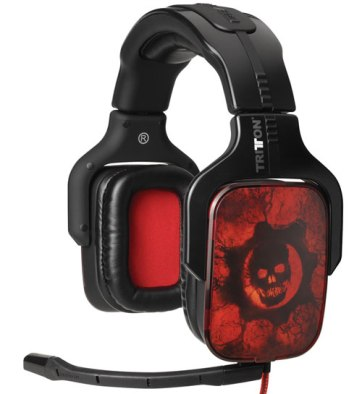 Casque Mad Catz Tritton Dolby Surround - Casque