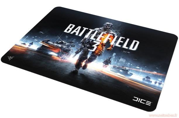 Tapis de souris Razer Battlefield 3