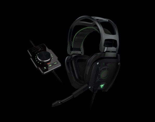 Casque gamer Razer Tiamat 7.1
