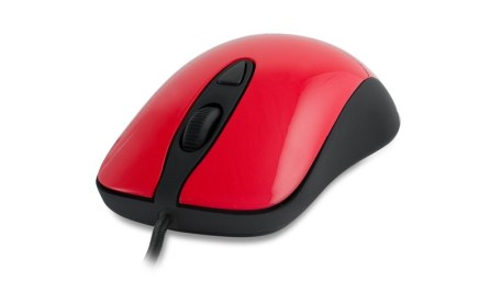 Souris Gamer SteelSeries Kinzu V2 Pro - Couleur rouge