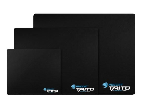 "Tapis de souris Roccat Studios ""Taito"" - 3 tailles disponibles"