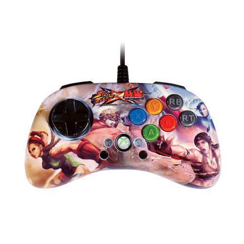 Fightpads Mad Catz Street Fighter X Tekken pour Xbox
