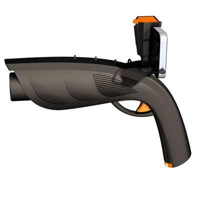 Pistolet XAPPR Gun pour smartphone