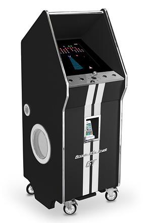 borne-arcade-pinel-pinel-80-s-trunk-noire