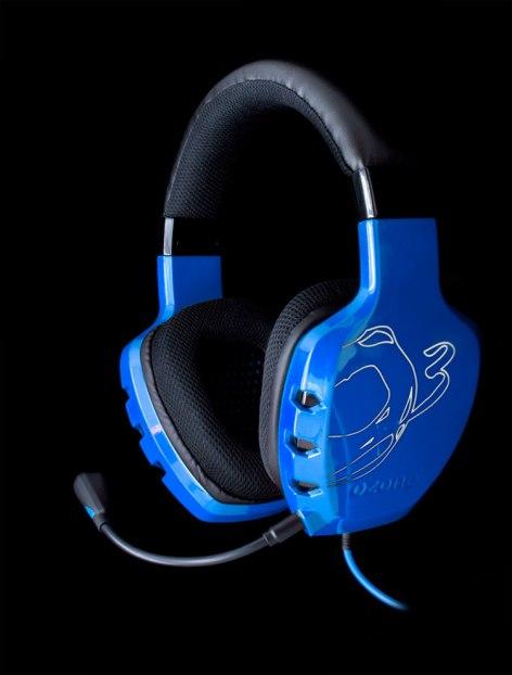 Casque Gamer Ozone Rage ST Bleu