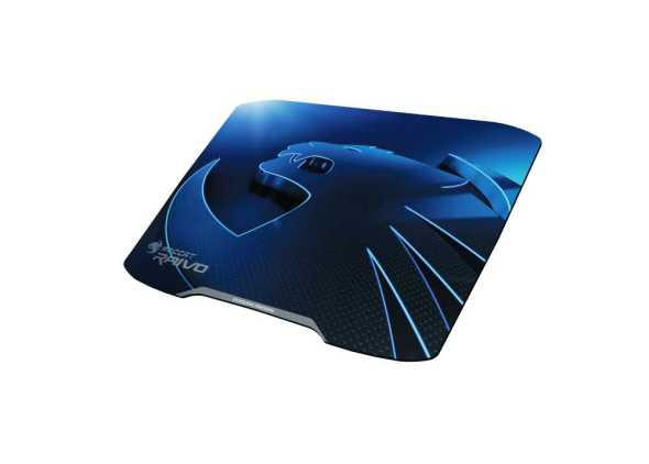 Tapis de souris Roccat Raivo Lighting Blue