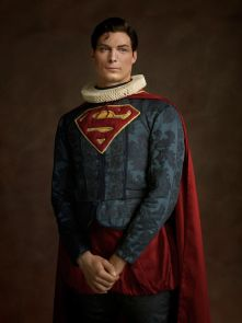 sacha goldberger super heros flamands superman