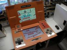 Game & Watch Donkey Kong geante Arcademy