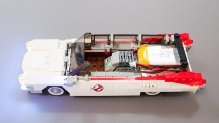 Lego Ghostbusters Ecto-1 Arduino
