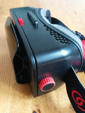 Casque Homido - réalité virtuelle - mobile - smartphone