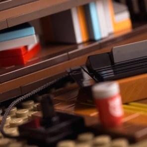Consoles de jeu en Lego