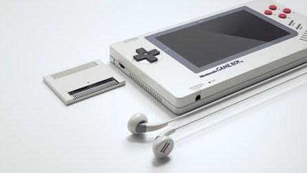 projet design Gameboy 1up