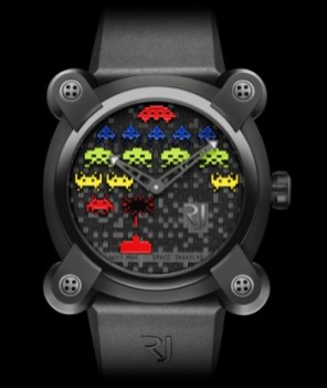 montre Romain Jerome - Space Invaders