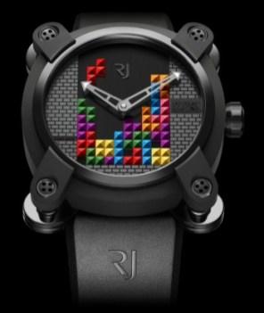 montre Romain Jerome - Nintendo Tetris