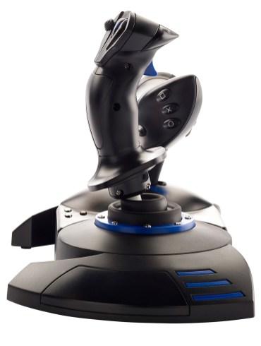 joystick PS4 Thrustmaster T.Flight Hotas 4