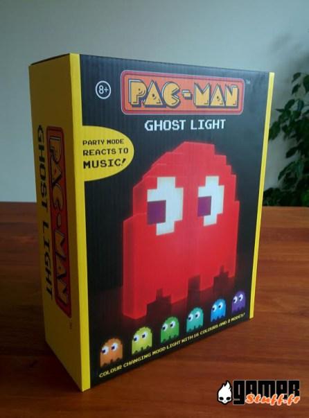 lampe Pac-Man Llampe LED fantôme Pac-Man USBED USB