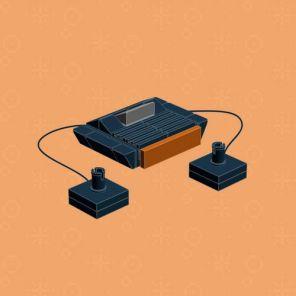 Notice Lego console de jeu Atari