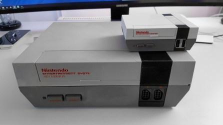 console Nintendo NES et NESPI - Raspberry pi Daftmike