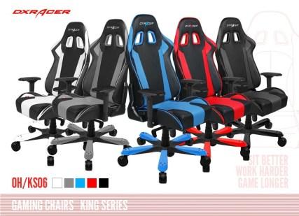 DXRacer-King-series