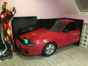 simulateur auto Toyota Celica G27 logitech
