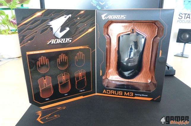 Aorus M3