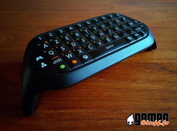 test Microsoft Chatpad Xbox One ou PC