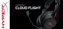 Test HyperX Cloud Flight - Casque Stéréo | PC / PS4