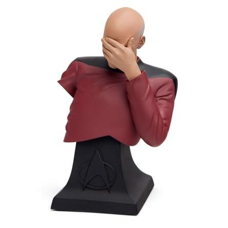 Figurine Star Trek Captain Picard Facepalm